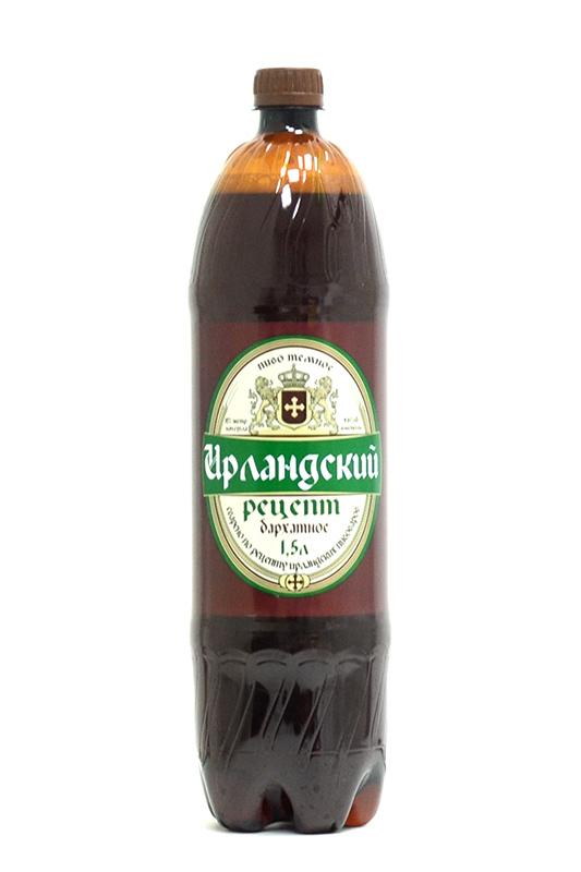 ирландский рецепт пиво липецкое пиво описание